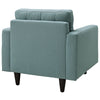 Era Upholstered Armchair Laguna