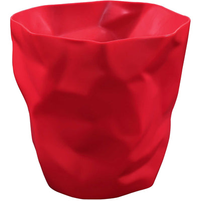 Lakh Trash Bin Red