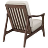 Catel Lounge Chair Brown