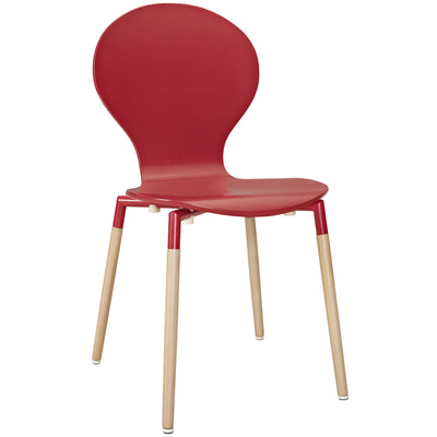 Palatina Chair Red