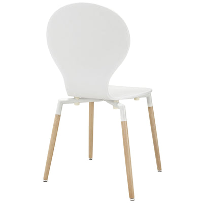 Palatina Chair White