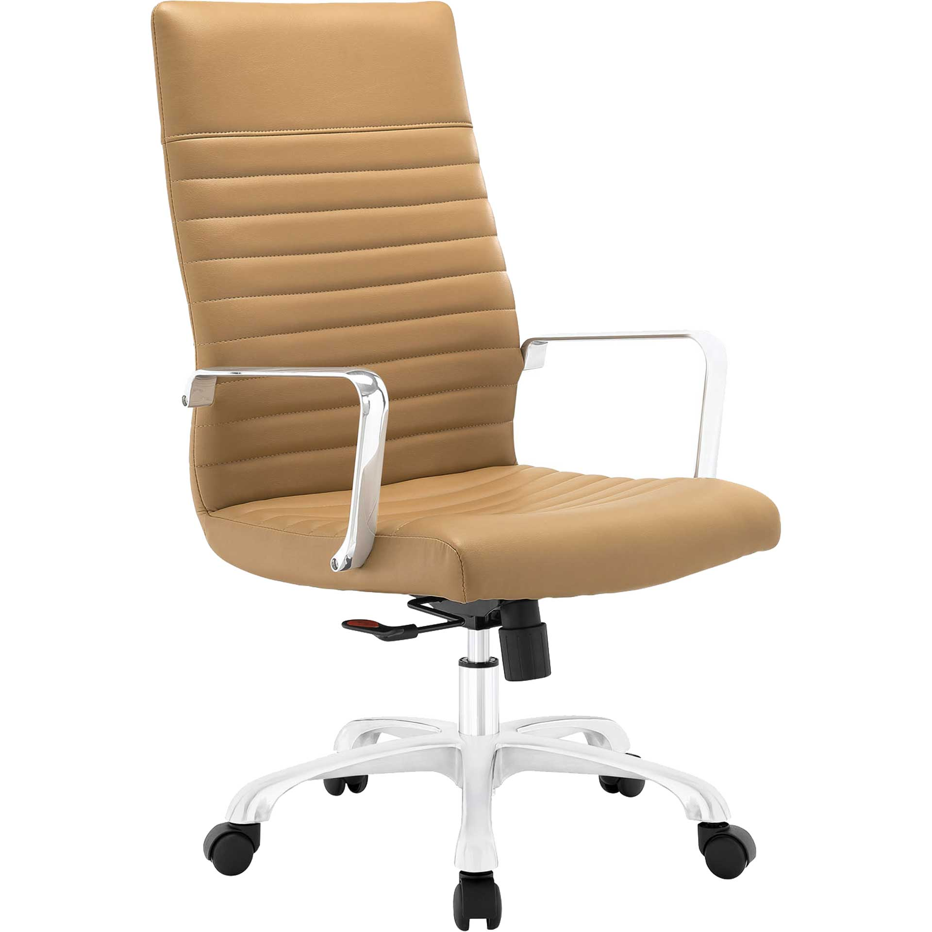 Fisher Highback Office Chair Tan