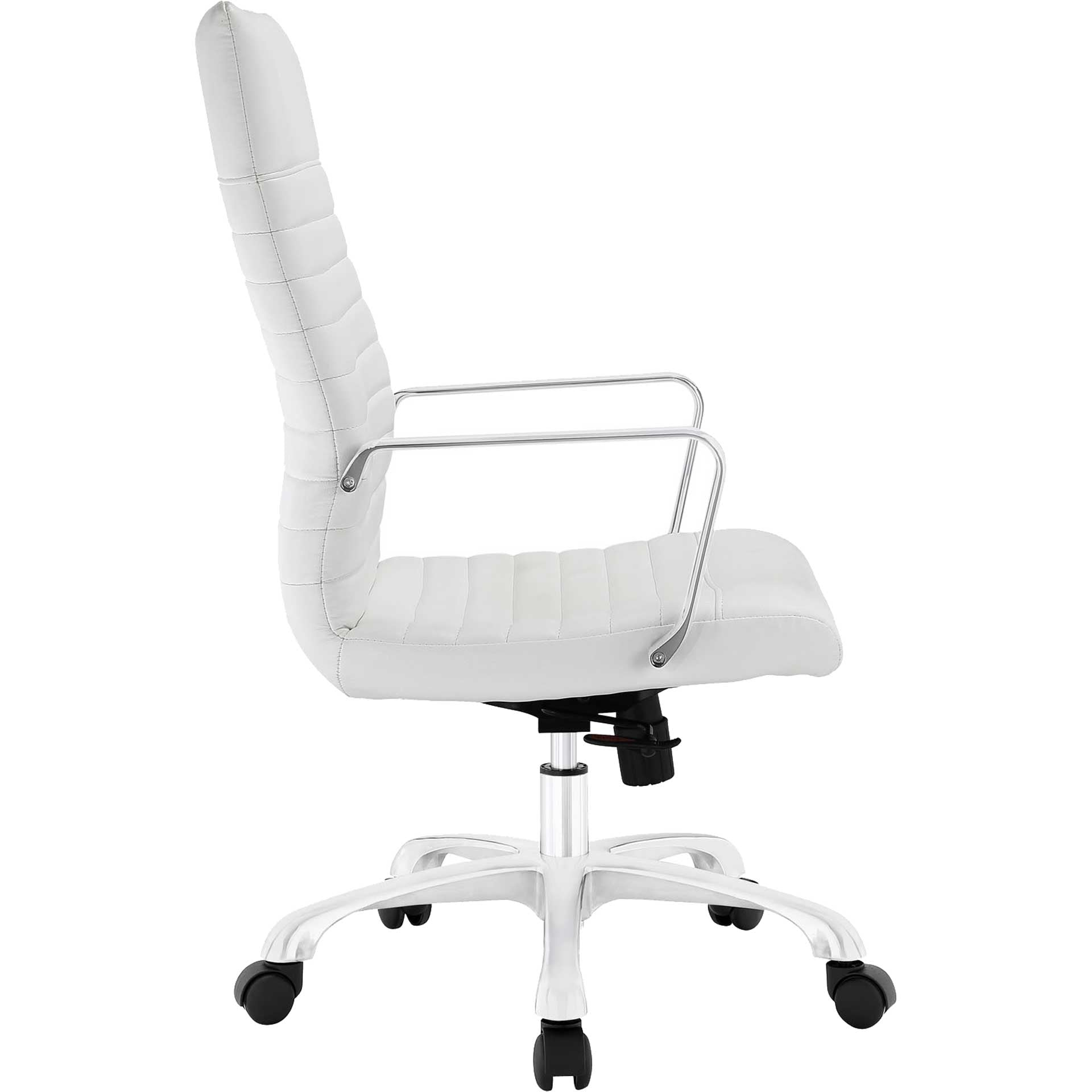 Fisher Highback Office Chair White