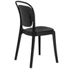 Ead Side Chair Black