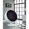 Keane Lounge Chair Black