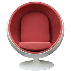 Keane Lounge Chair Pink
