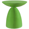 Flux Side Table Green