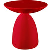 Flux Side Table Red