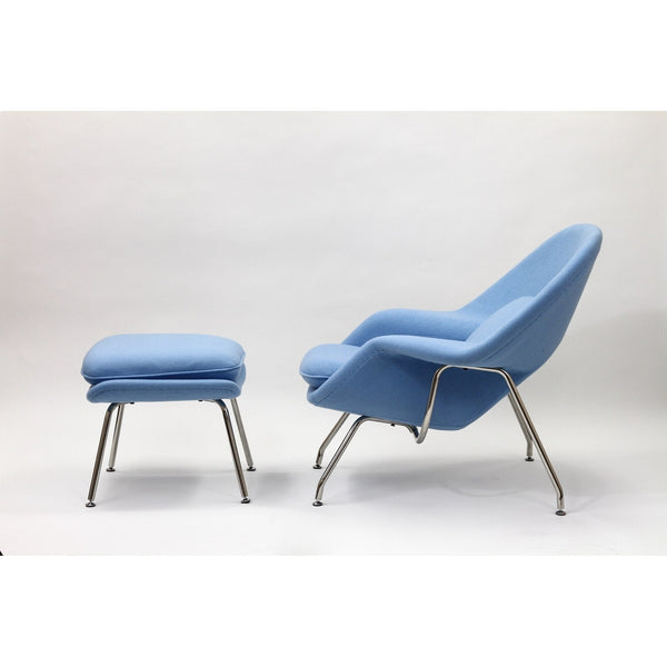Wander Lounge Chair Baby Blue Froy
