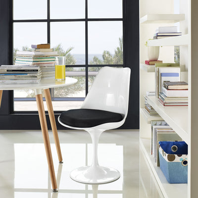 Lore Side Chair Black