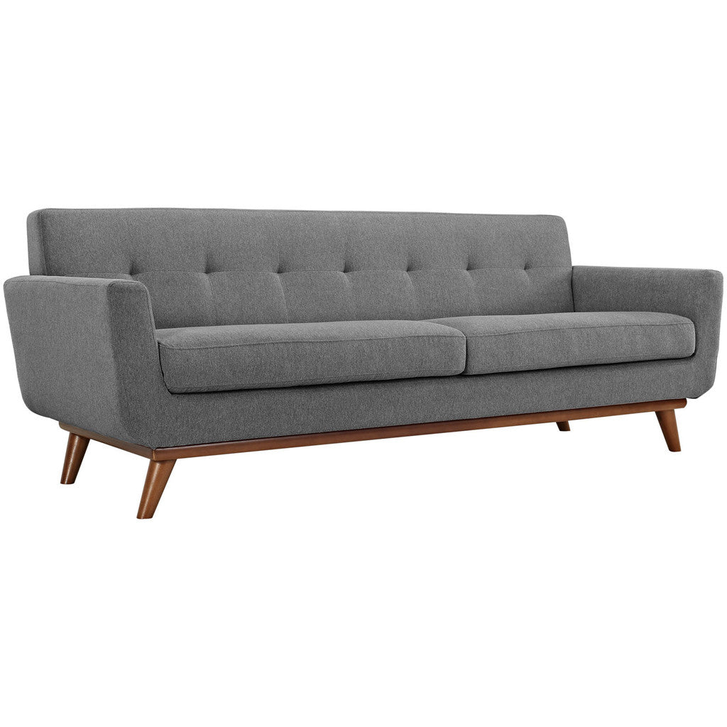 Emory Upholstered Sofa Expectation Gray