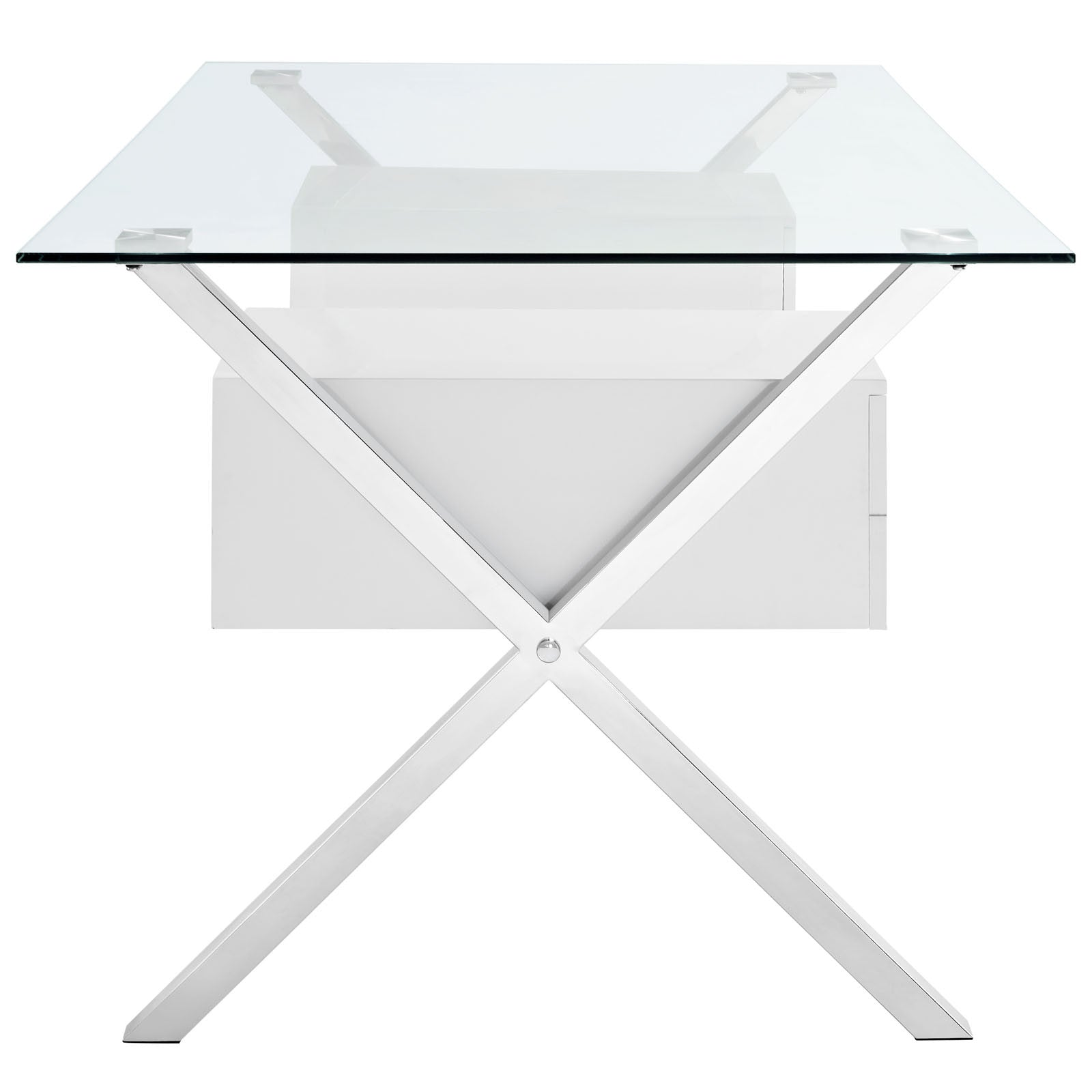 Astute Office Desk White