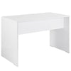 Brim Office Desk White