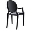 Clary Armchair Black