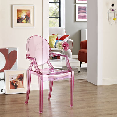 Clary Armchair Pink