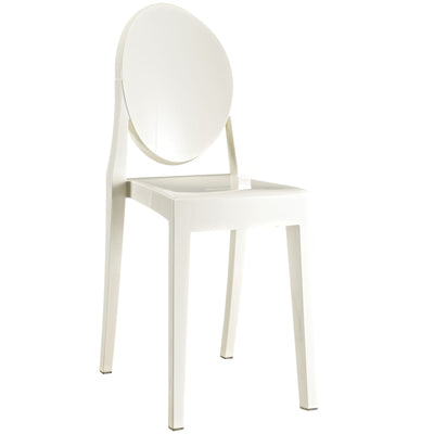Clary Chair White