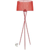 Twin Floor Lamp Red