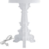 Franc Petit Table Lamp White