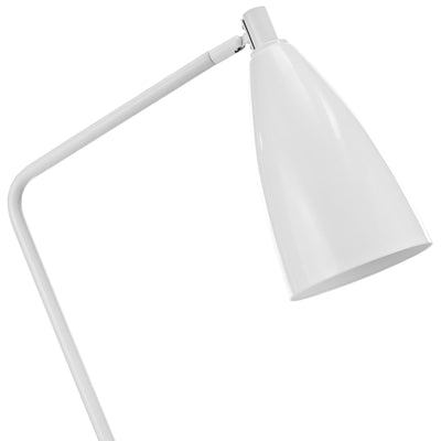 Asland Floor Lamp White