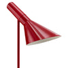 Flash Table Lamp Red