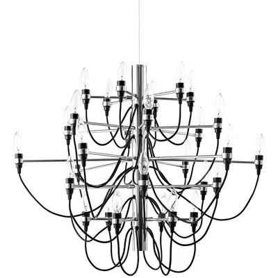 Stardust Chandelier Black
