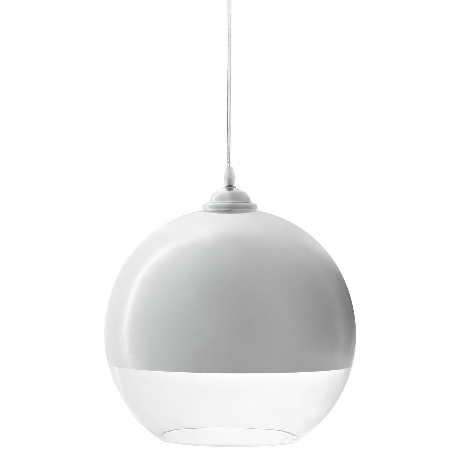 Day Pendant Light Clear