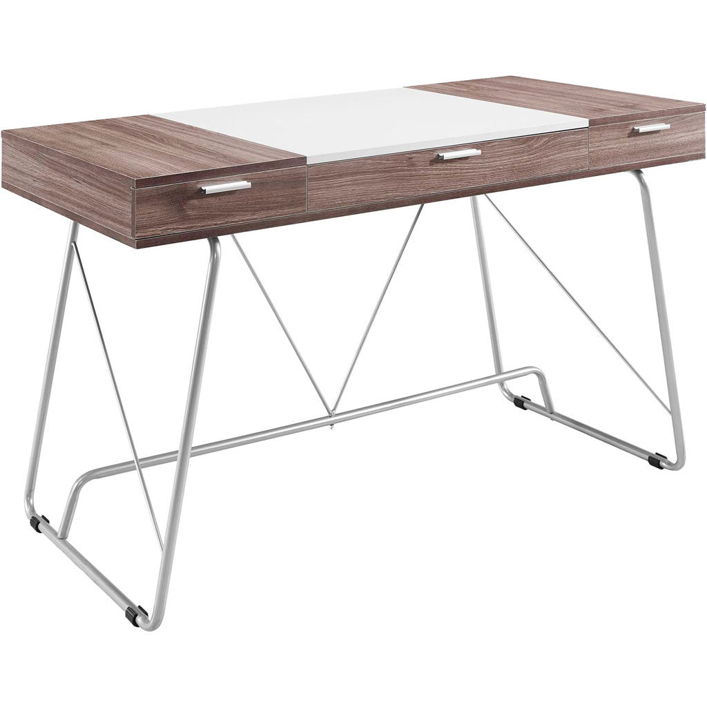 Pan Desk Birch