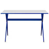 Exa Desk Blue