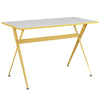 Exa Desk Yellow