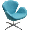 Wind Lounge Chair Baby Blue