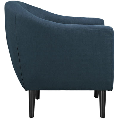 Wise Armchair Azure