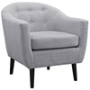 Wise Armchair Light Gray