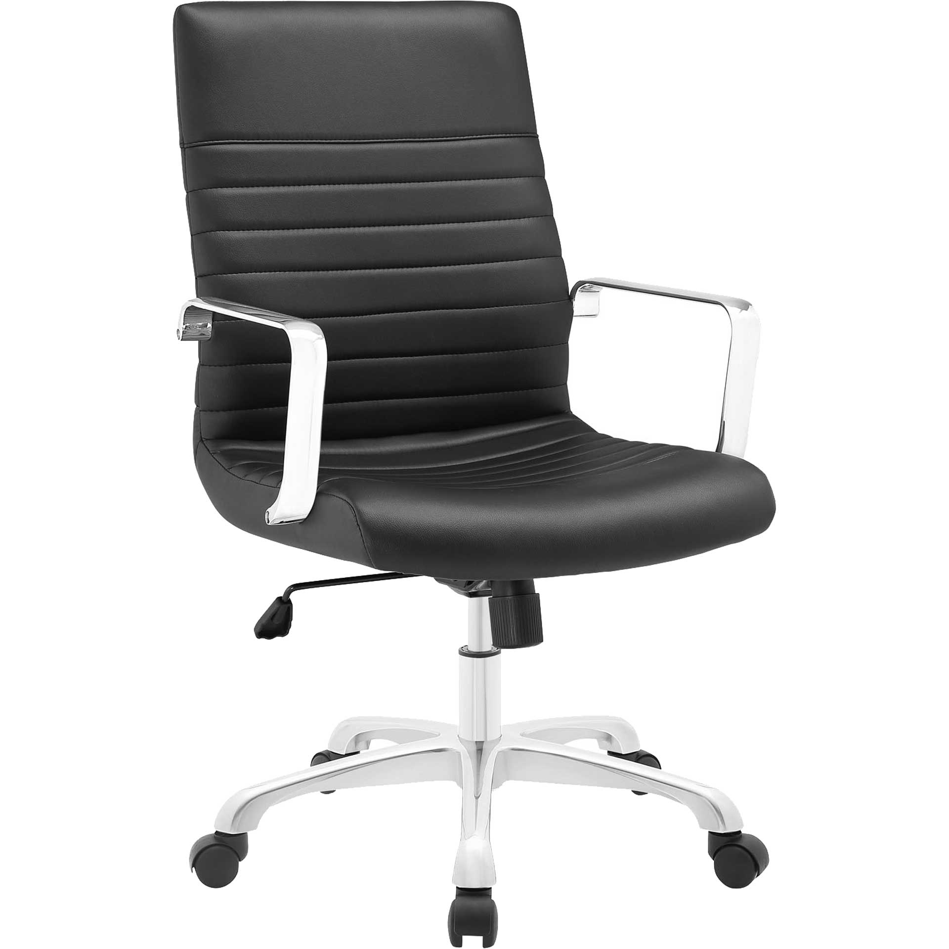 Fisher Mid Back Office Chair Black