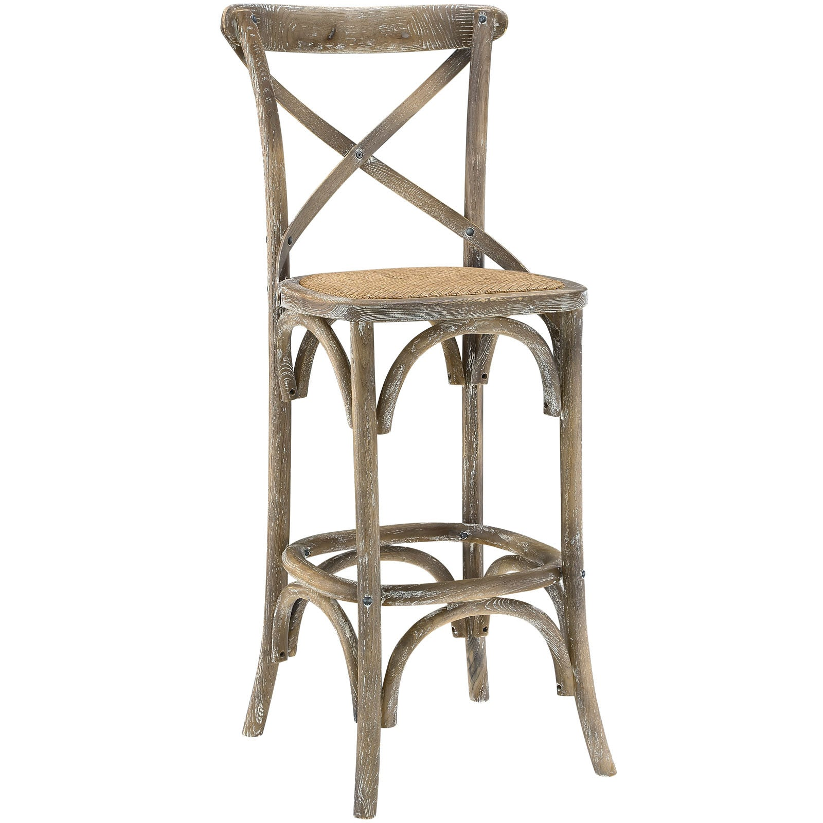 Gentry Bar Stool Gray