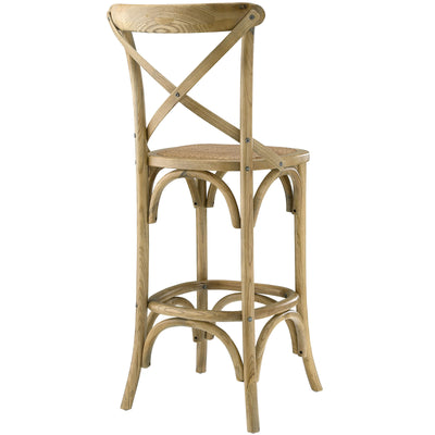 Gentry Bar Stool Natural