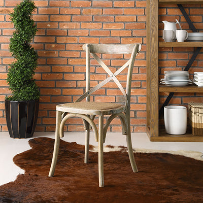 Gentry Dining Side Chair Gray