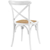 Gentry Dining Side Chair White