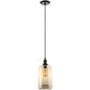 Inception Chandelier Black