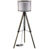 Foresight Floor Lamp Antique Silver
