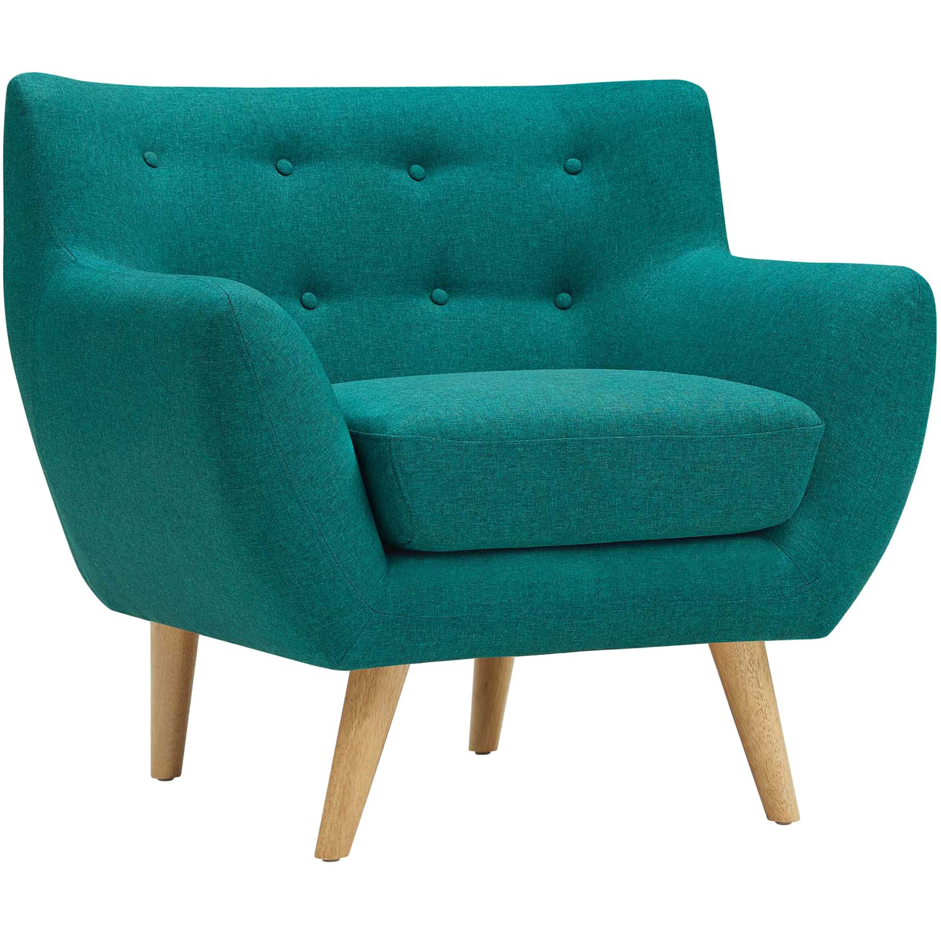 Reverence Armchair Teal