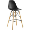 Peace Bar Stool Black