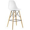 Peace Bar Stool White