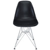 Poet Side Chair Black