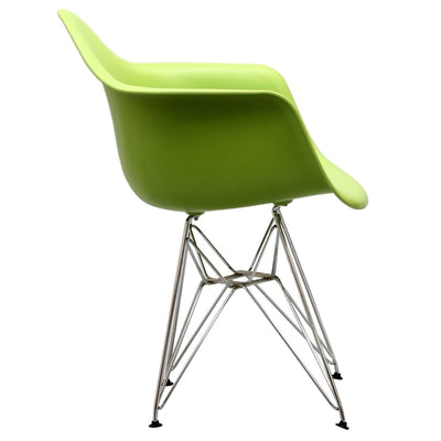 Poet Armchair Green