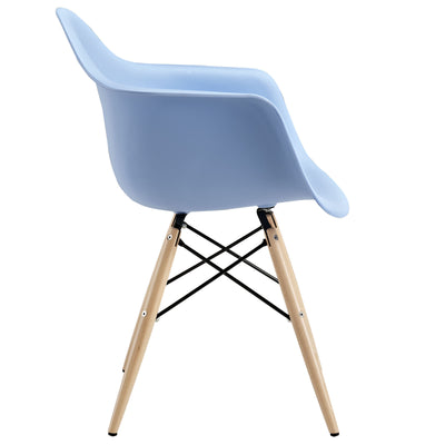 Peace Armchair Blue
