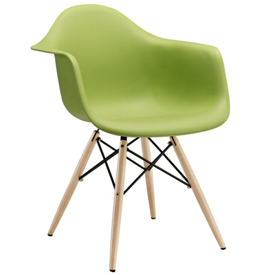 Peace Armchair Green