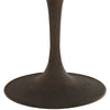 Druid Round Wood Top Dining Table