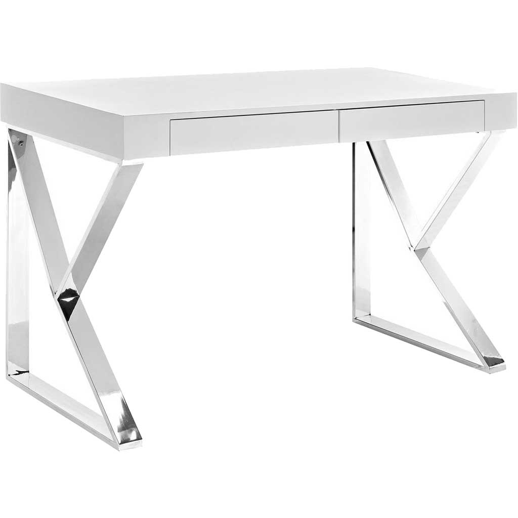 Adelaide Desk White