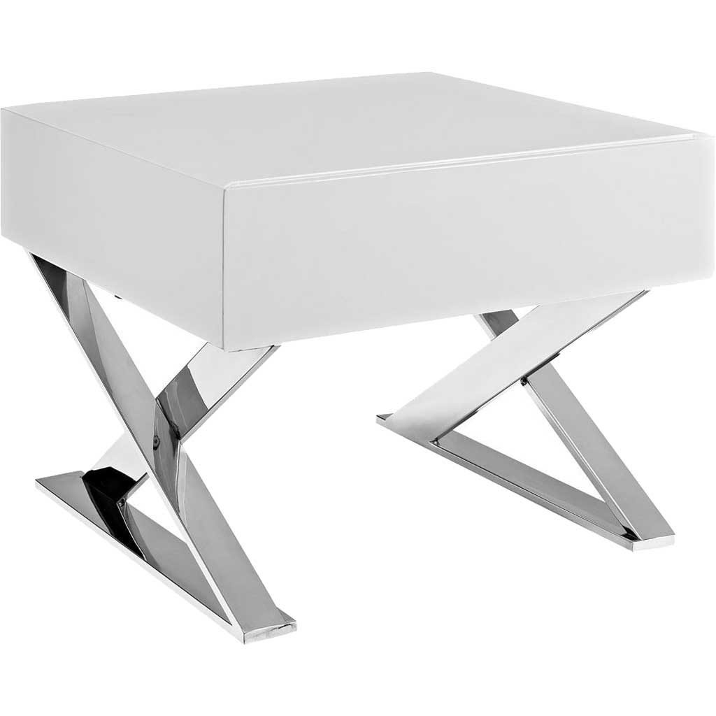 Section Nightstand White