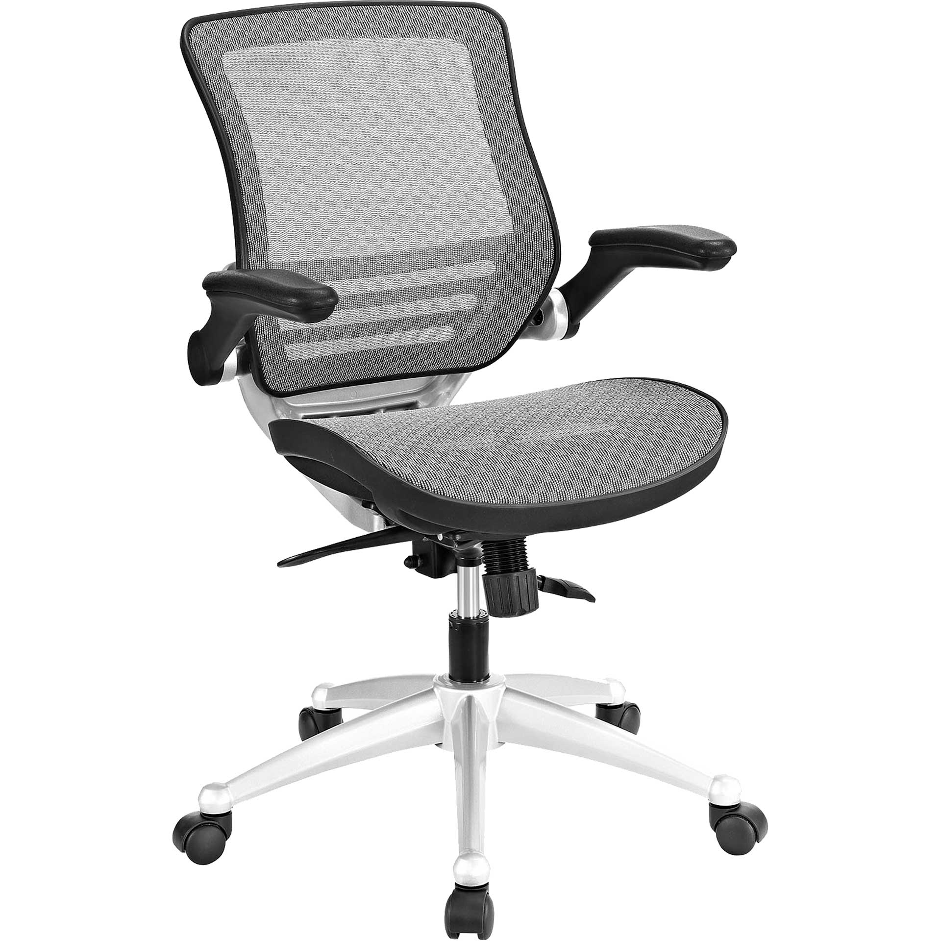 Eloise All Mesh Office Chair Gray
